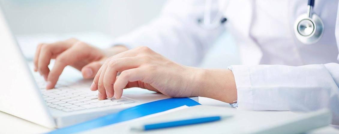 10-Finger-Schreiben für Ärzte