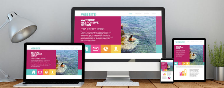 Wordpress in Kassel: responsives Webdesign von Schira-Design - wir lassen Ihre Seite auf PC, Laptop, Smartphone und Tablet gut aussehen.
