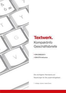 Die Kompaktinfo Geschäftsbriefe für DIN 5008 und DIN 676 ist exklusiv bei Schira-Design erhältlich.